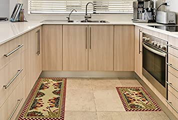 anti bacterial rubber back home and kitchen rugs non skidslip 18. Interior Design Ideas. Home Design Ideas