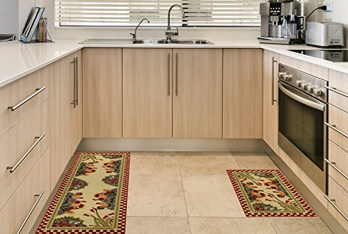 Rooster Throw Rugs - 6