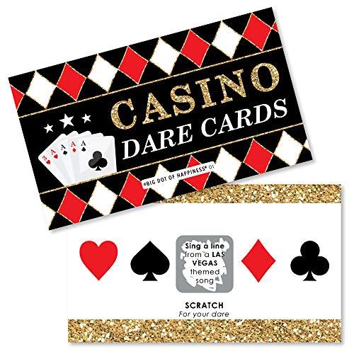 Big Dot of Happiness Las Vegas - Casino
