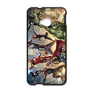 The Hulk Cell Phone Case for HTC One M7