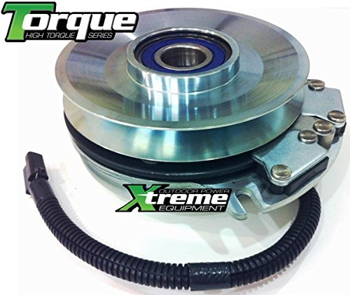 Xtreme Outdoor Power Equipment X0049 Replaces Bunton Bobcat PTO Clutch 2721337 - Free Upgraded Bearings OEM Upgrade !