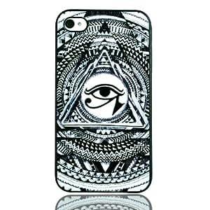 Amazon.com: iPhone4/4S Illuminati All Seeing Eyes Hard ...