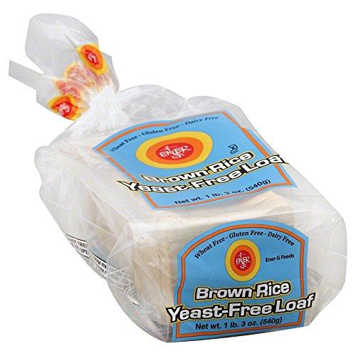 Free Brown Rice Loaf (Ener-G Foods: Yeast-Free Brown Rice Loaf, 19 oz)