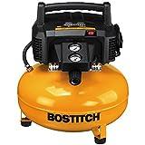BOSTITCH U/BTFP02012 Factory Reconditioned 6 gallon Pancake Compressor