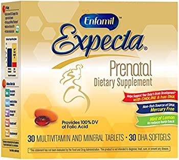 Enfamil Expecta Prenatal Dietary Supplement 60 Tablets