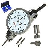 "Türlen Horizontal Dial Test Indicator Graduation 0.0005"" Range 0.060"" 1.5"" Head"