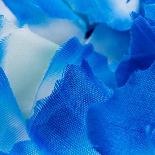 Hawaiikette Hulakette 10 Stück versch Farben Blumenkette für Gruppen JGA etc