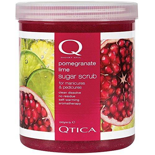 Qtica Smart Spa Pomegranate Lime Sugar Scrub 44 oz