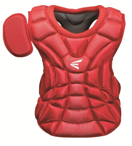 Easton Natural Chest Protector Intermediate - Red