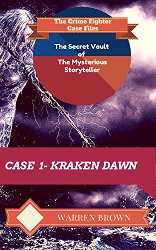 Book: STORYTELLER-KRAKEN DAWN by Warren Brown