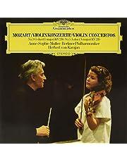 Mozart: Violin Concertos 3 & 5 (Vinyl)