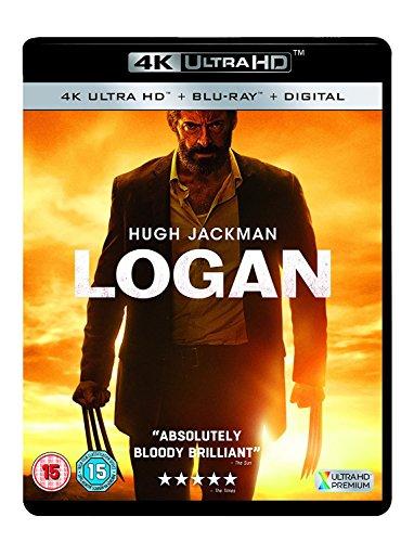 Logan  4K Ultra Hd   Blu Ray
