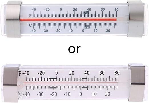Compra BIlinli -40C a 27C LCD Termómetro para refrigerador ...