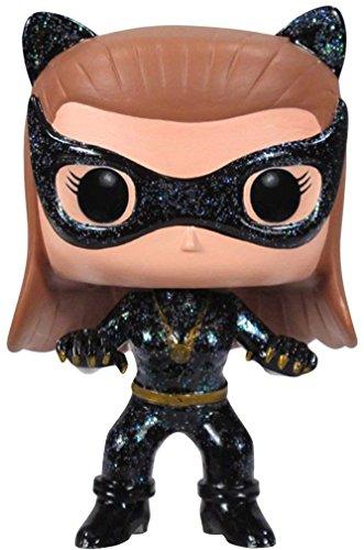 51McgeCpYuL Funko Pop! DC Heroes Batman 1966 TV Series - Catwoman Vinyl Figure (Bundled with Pop Box Protector CASE)