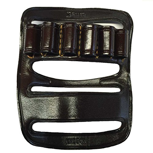 Galco Kodiak Holster Ammo Bandolier .45-.480 (7.5 Barrel) Right Havana Khb34H