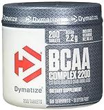 Dymatize BCAA Complex 2200, 200 Caplets