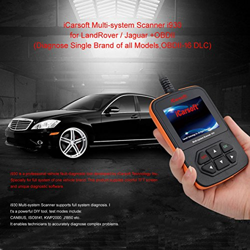 iCarsoft iCarSoft Rover Jaguar i930 product image