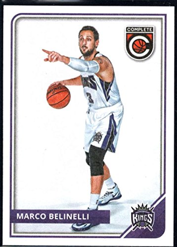 Basketball NBA 2015-16 Panini Complete #117 Marco Belinelli Sac Kings