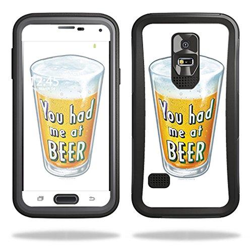 samsung galaxy s5 case beer - 1