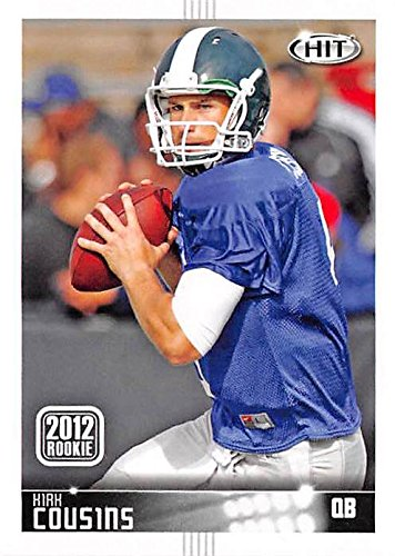 l card (Michigan State Spartans now with Minnesota Vikings) 2012 Sage Hit #137 Rookie ()