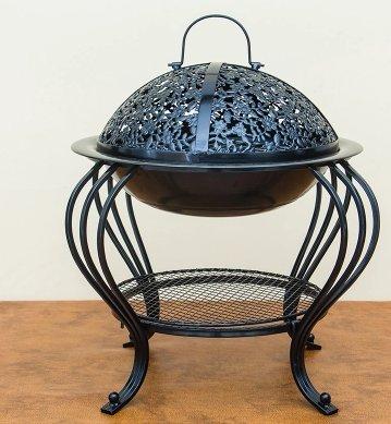 Interior al aire libre barbacoa estufa brasero para barbacoa parrilla de carbón estufa estufa de carbón