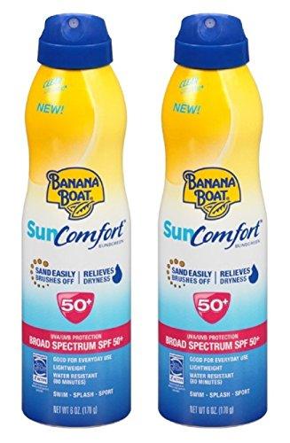 Banana Boat Continuous Spray Comfort