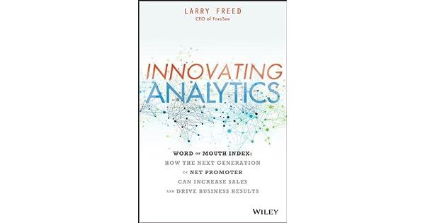 Amazon.com: Innovating Analytics: How the Next Generation of ...