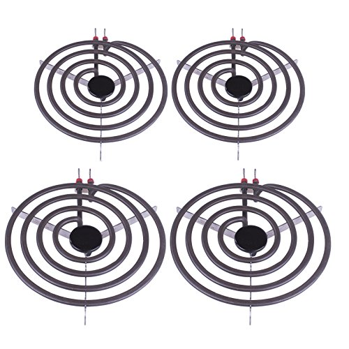 MP22YA Electric Range Burner Element Unit Set - 2 pcs MP15YA 6
