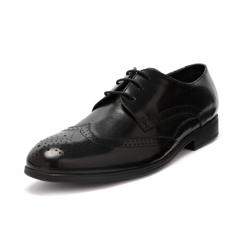 Zapatos de moda casual hombre/Inglaterra tallada-tie hombres zapatos-A Longitud del pie=25.3CM(10Inch) kncLAlks