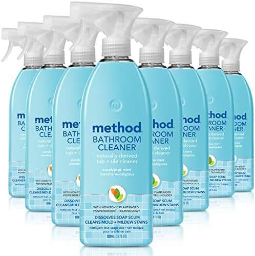 Bathroom Cleaner: Method Bathroom Cleaner