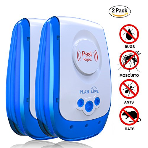 Ultrasonic Pest Control Repellent Environment friendly PLAN product image