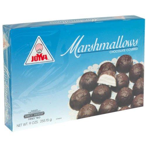 Joyva Marshmallow Choc Cvrd Van ()