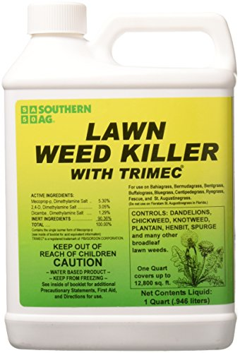 Southern Ag 13503 Lawn Weed Killer with TRIMEC 32oz Herbicide