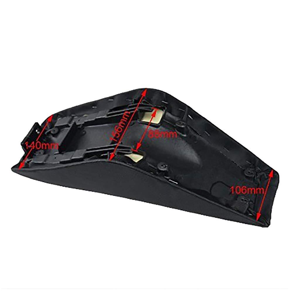 ZXTDR Gas Petrol Fuel Tank and Black Tall Seat for CRF XR XR50 CRF50 110cc 125cc Pit Dirt Bike