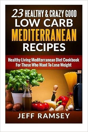 low carb mediterranean diet plan menu