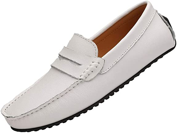 There are optional benefits Mens Flats Moccasin Loafers