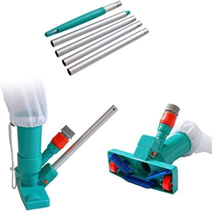 Details about  /120cm Pool Vacuum Cleaner Swimming Pool Vacuum Jet Portable Detachable Tool