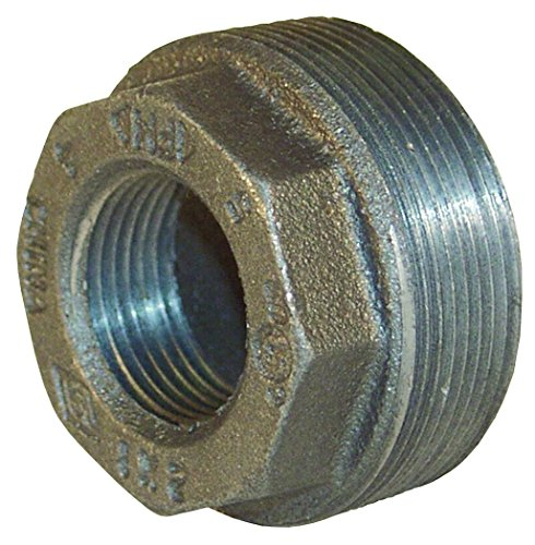 Dixon HB5040 150# Iron Reducer Hex Bushing, 5