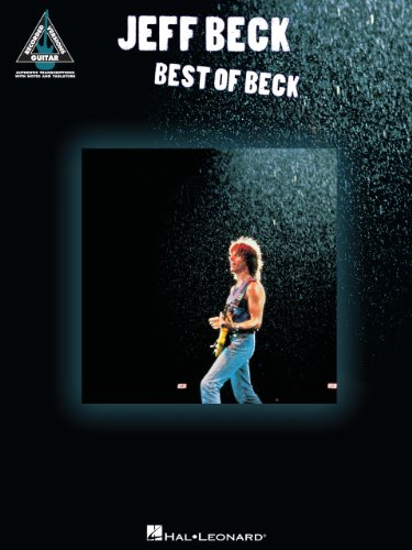 (Jeff Beck - Best of Beck Songbook (Guitar Recorded Versions))