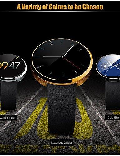 MZ watch DM360 portátiles reloj inteligente, llamadas manos libres ...