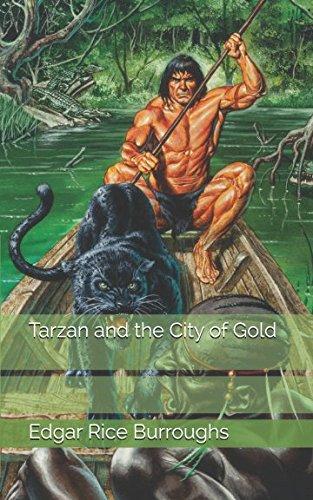 Tarzan and the City of Gold PDF