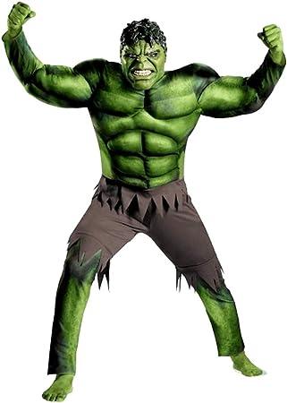 Disfraz de Hulk - niño - 11/14 años - vestido - superhéroes ...