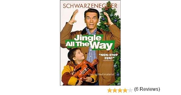 Jingle All The Way Edizione: Regno Unito Italia DVD: Amazon.es: Movie, Film: Cine y Series TV