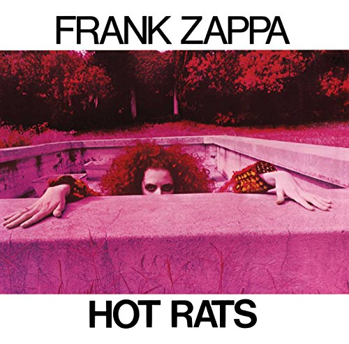 CD : Frank Zappa - Hot Rats