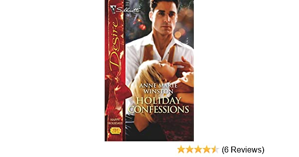 Holiday Confession Anne Marie Winston Pdf