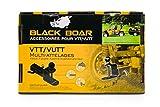 Black Boar ATV/UTV Mount with Hitch Winch Strap