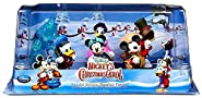 Disney Mickey's Christmas Carol Figure Play Set (6 Figures)