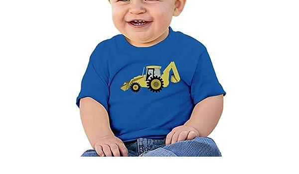 XHX403 Music Logo Infant Kids T Shirt Cotton Tee Toddler Baby 6-18M
