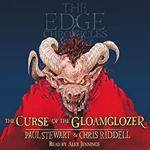 The Curse of the Gloamglozer Audiobook