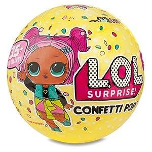L.O.L. Surprise! Surprise Confetti Pop-Series 3 Collectible Dolls